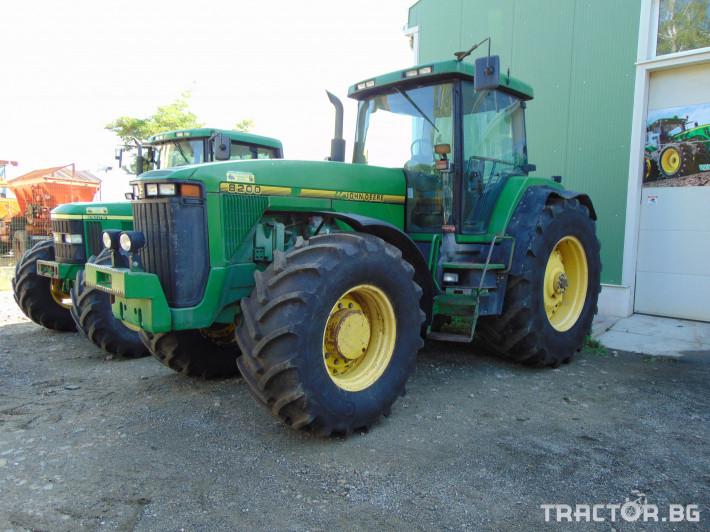 Трактори John-Deere 8200-Лизинг 1 - Трактор БГ
