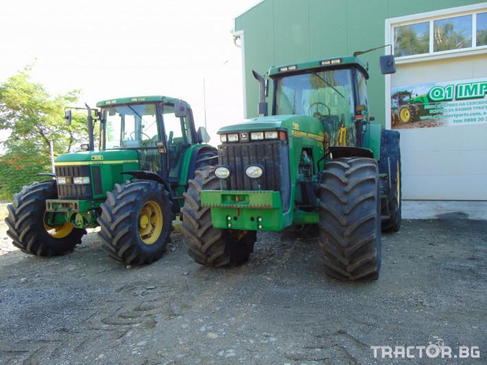 Трактори John-Deere 8200-Лизинг 2 - Трактор БГ