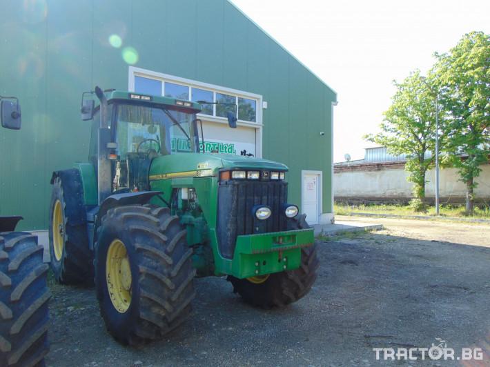 Трактори John-Deere 8200-Лизинг 3 - Трактор БГ