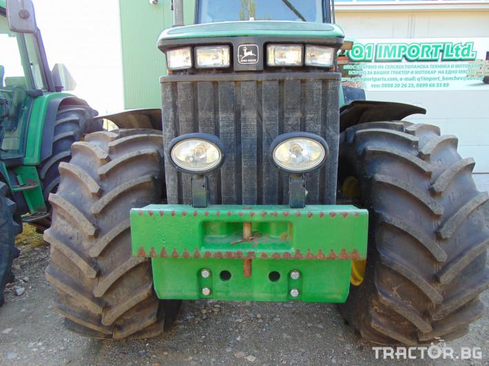 Трактори John-Deere 8200-Лизинг 6 - Трактор БГ