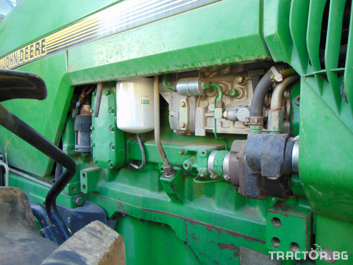 Трактори John-Deere 8200-Лизинг 10 - Трактор БГ