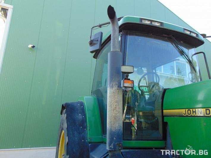 Трактори John-Deere 8200-Лизинг 12 - Трактор БГ