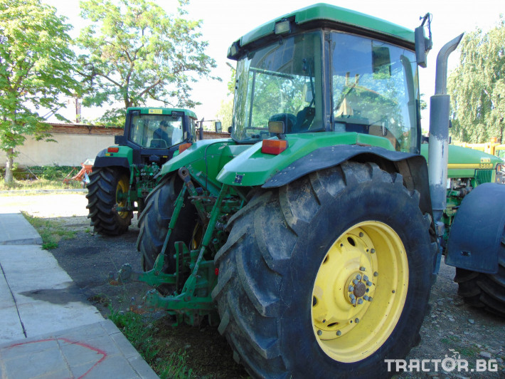 Трактори John-Deere 8200-Лизинг 14 - Трактор БГ