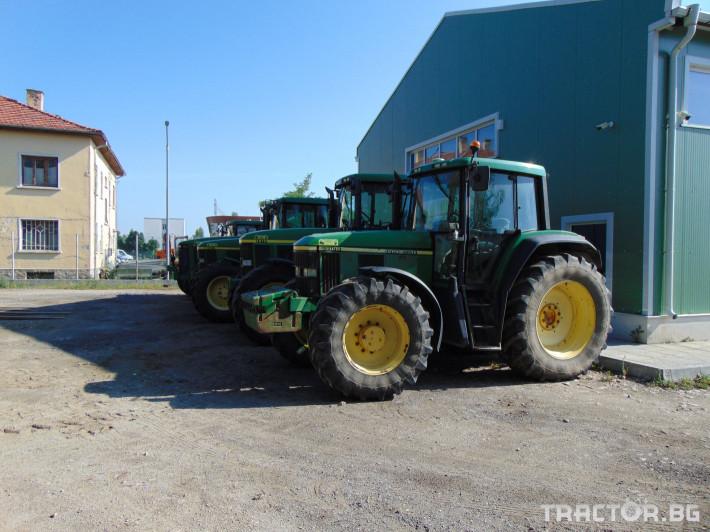 Трактори John-Deere 8200-Лизинг 24 - Трактор БГ