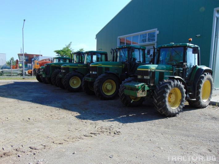 Трактори John-Deere 8200-Лизинг 25 - Трактор БГ