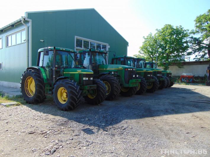 Трактори John-Deere 8200-Лизинг 27 - Трактор БГ